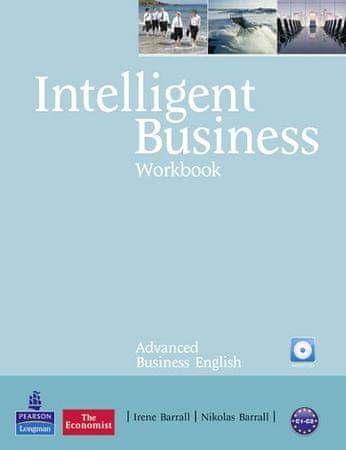 Barrall Irene: Intelligent Business Advanced Workbook/Audio CD Pack