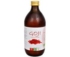 Natural Medicaments Goji Kustovnice čínská - 100% Bio šťáva 500 ml