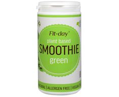 Fit-day Plant based smoothie Green 600 g