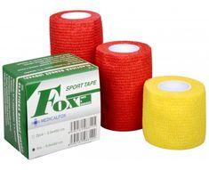 Medicalfox Elastická bandáž Fox (Velikost 10 x 450 cm)