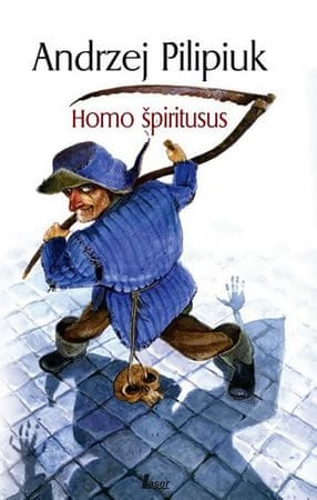 Pilipiuk Andrzej: Homo Špiritus