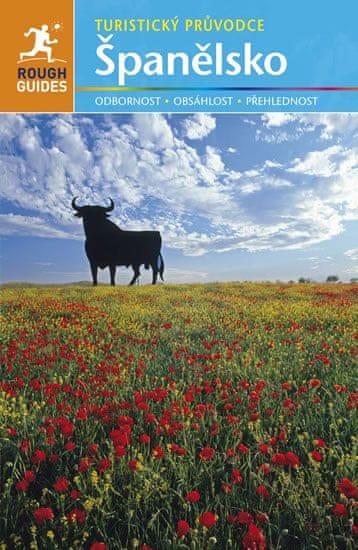 kolektiv autorů: Španělsko - Turistický průvodce
