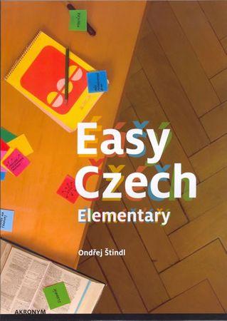 Štindl Ondřej: Easy Czech Elementary + CD
