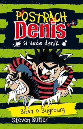 Butler Steven: Postrach Denis si vede deník 2 - Bitva o Bugrburg