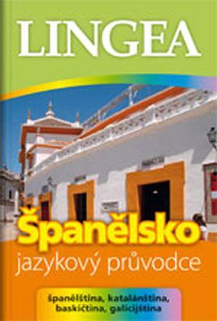 kolektiv autorů: Španělsko - jazykový průvodce (španělština, katalánština, baskičtina, galicijština)