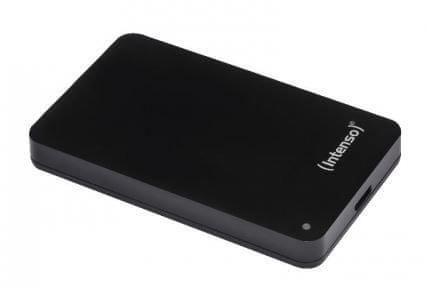 "Intenso zunanji trdi disk Memory Case 4 TB, 6,35 cm (2,5""), USB 3.0, črn (6021512)"