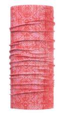 BUFF tuba Calyx Salmon Rose, UV zaščita, roza