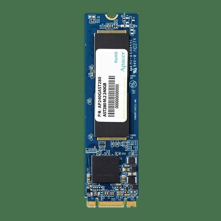 Apacer SSD disk AST280 240 GB, M.2 2280, SATA 3, TLC