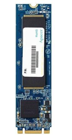 Apacer SSD disk AST280 480 GB, M.2 2280, SATA 3, TLC