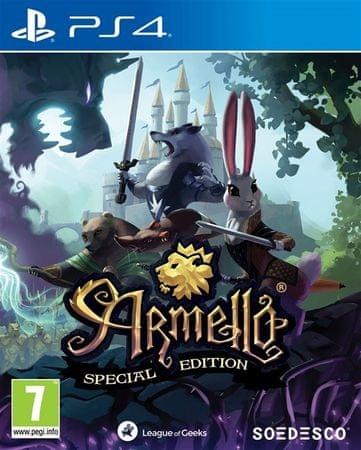 Soedesco Armello: Special Edition (PS4)