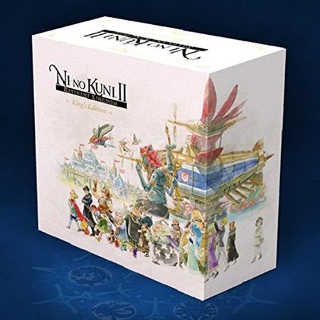 Bandai Namco Ni No Kuni II: Revenant Kingdom King's Collectors Edition (PS4)