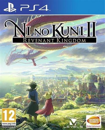 Bandai Namco Ni No Kuni II: Revenant Kingdom (PS4)