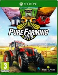 Techland Pure Farming 2018 (Xbox One)