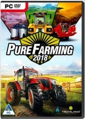 Techland Pure Farming 2018 (PC)