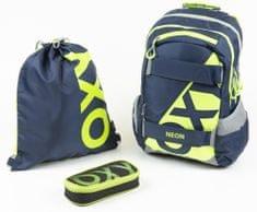 Karton P+P Školní set OXY Sport Neon Line