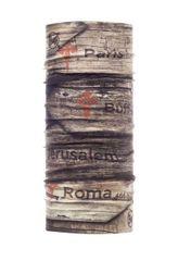 BUFF tuba Trek Points Fossil, UV zaščita