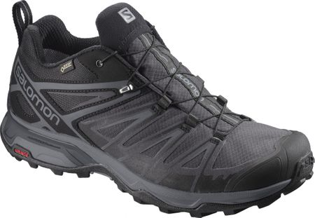 Salomon X Ultra 3 Gtx® Black/Magnet/Quiet S 44 túracipő