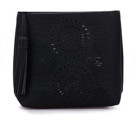 Tom Tailor ženska ročna torbica Nina, črna