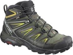 Salomon pohodniški čevlji X Ultra 3 Mid Gtx