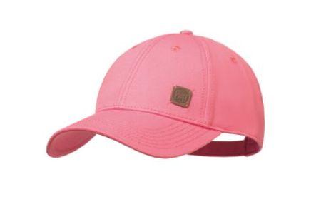 BUFF kapa s senčnikom Baseball, roza