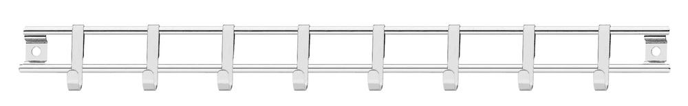 CS Solingen Závěsná lišta na kuchyňské náčiní nerez 39,5 cm Exquisite