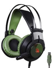 A4Tech słuchawki J437 (J437 Green)