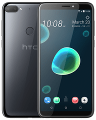 HTC Desire 12+, 3GB/32GB, Black