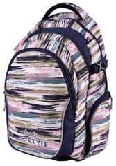 Stil školní batoh teen Beauty