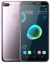 HTC Desire 12+, 3GB/32GB, Silver Purple