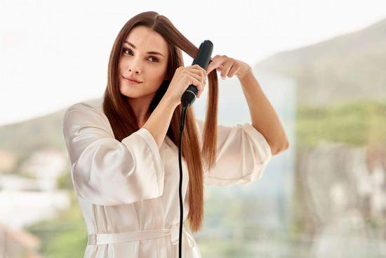Philips ravnalnik za lase StraightCare BHS677/00