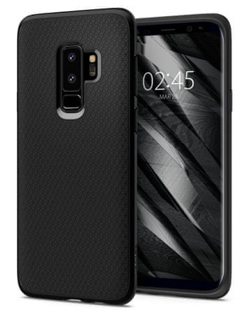Spigen ovitek Liquid Air za Galaxy S9 Plus, mat črn