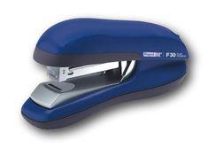 Sešívač Rapid F30 modrý, ploché šití