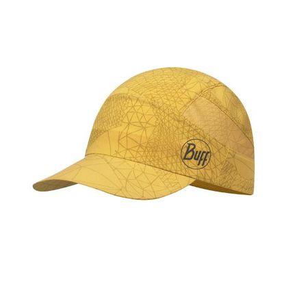 BUFF kapa s senčnikom Pack Trek Cap Net Mustard