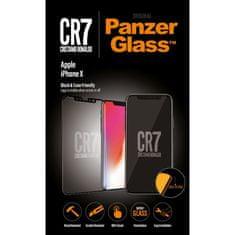 PanzerGlass zaščitno steklo CF CR7 za iPhone X, črno