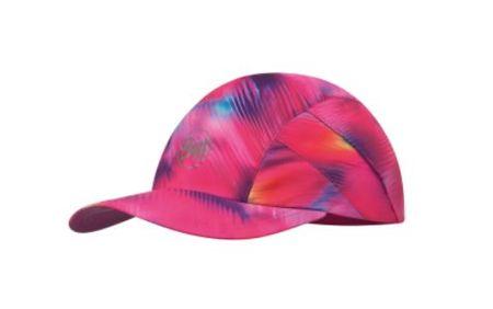 BUFF kapa s senčnikom Pro Run R-Shining Pink, roza