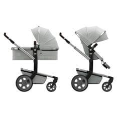 Joolz voziček Day2 Quadro, 2v1, siv