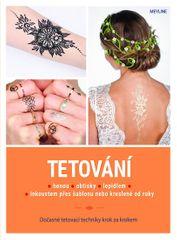 Meyline: Tetování - Dočasné tetovací techniky krok za krokem