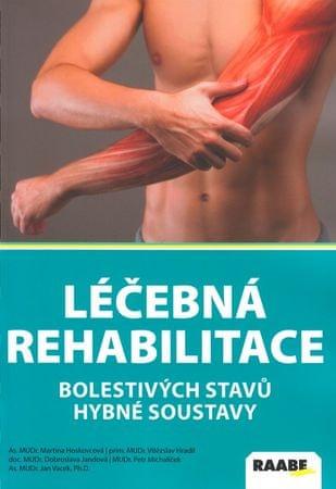 Kolektív autorov: Léčebná rehabilitace bolestivých stavů hybné soustavy