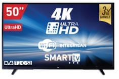 VOX electronics 4K LED TV prijemnik 50DSW293V, Smart TV