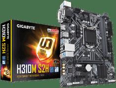 Gigabyte osnovna plošča H310M S2H, DDR4, SATA3, HDMI, USB3.1Gen1, LGA1151, mATX