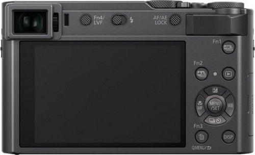 PANASONIC Lumix DMC-TZ200EP Digitális fényképezőgép