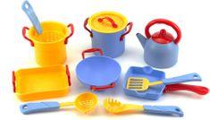 Teddies Set plastičnih posod, 11 kosov