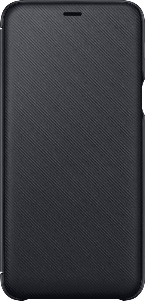 Samsung A6 plus flipové pouzdro, černá EF-WA605CBEGWW - rozbaleno
