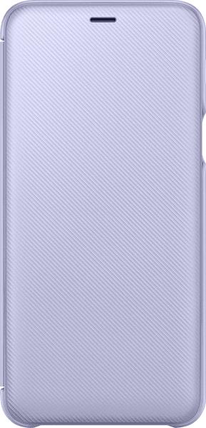Samsung A6 plus flipové pouzdro,lavender EF-WA605CVEGWW