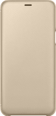 Samsung torbica EF-WA605CFE za Samsung Galaxy A6+ 2018 A605, zlata - Odprta embalaža