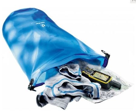 Deuter vodoodporna vreča Light Drypack 15, modra