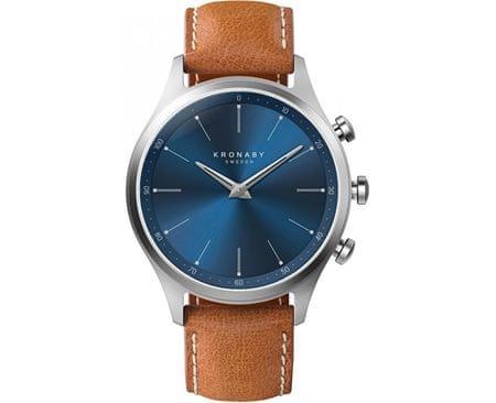 Kronaby Vodotěsné Connected watch Sekel A1000-3124