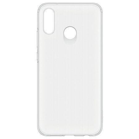 Huawei silikonski ovitek za Huawei P20 Lite, prozoren