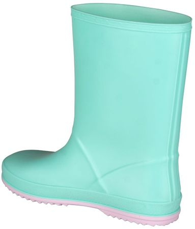 Coqui detské čižmy Rainy 33 svetlozelená  72e55061896