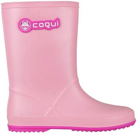 Coqui detské čižmy Rainy 32 ružová